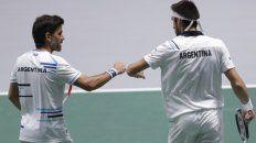 Estuvieron cerca. Machi González y Leo Mayer no pudieron con el dobles alemán. En maratónico partido, el tie break del tercer set fue 20-18 para los germanos.