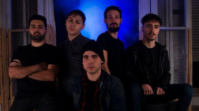 Rockeros. El quinteto rosarino.