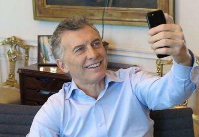 Macri subió un enigmático video a las redes sociales