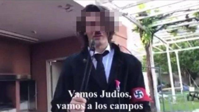 Resultado de imagen para video nazi escuela modelo