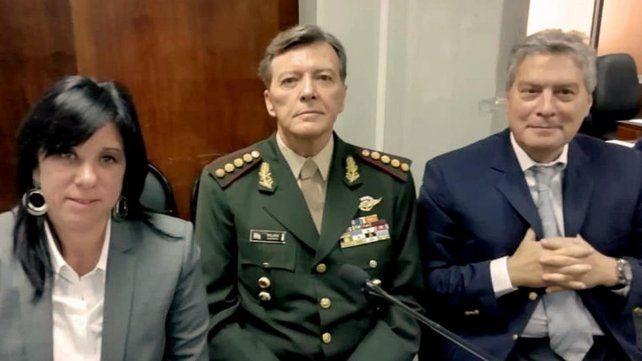 El juicio a Milani por la desaparición de un soldado está cerca de la sentencia