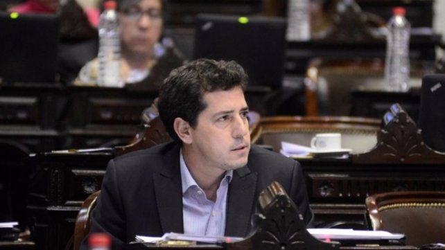 Eduardo Wadio De Pedro estaría al frente del Ministerio del Interior.