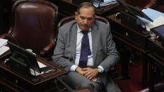 El senador está acusado de violación.