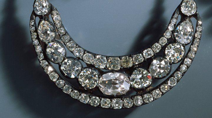 Alhajas. Robaron joyas de la colección del príncipe Augusto el Fuerte.