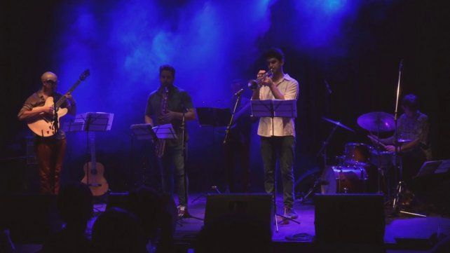 Gabo Quintet estrena disco en el Atlas