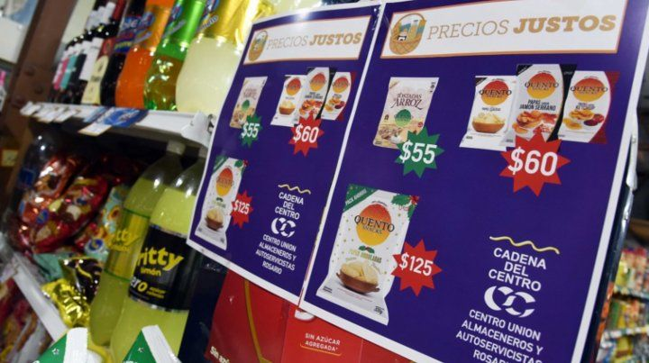 El programa Precios Justos ahora también tiene productos navideños