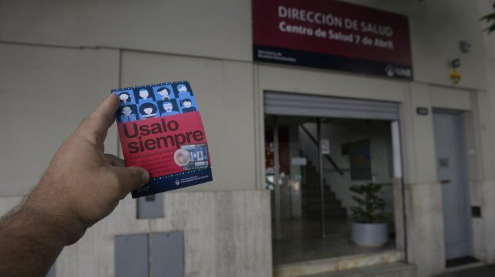 Salud sexual integral. En el centro de salud de la UNR se entregan gratis preservativos y entre 2015 y 2019 dieron 6.700 anticonceptivos orales.