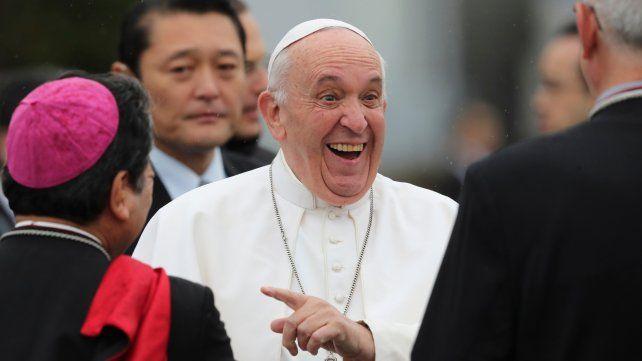 Chile está en llamas, dijo el Papa al hablar sobre las protestas en los países
