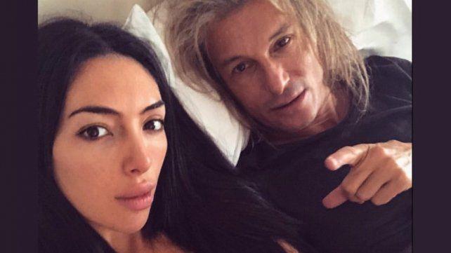Sofía Bonelli y Claudio Caniggia están en la dulce espera.