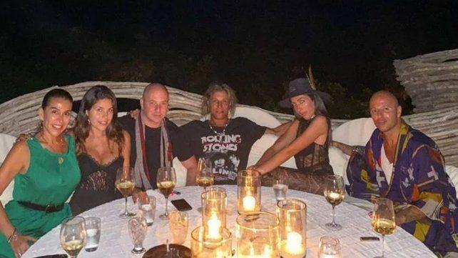 ¿La novia de Claudio Paul Caniggia está embarazada?