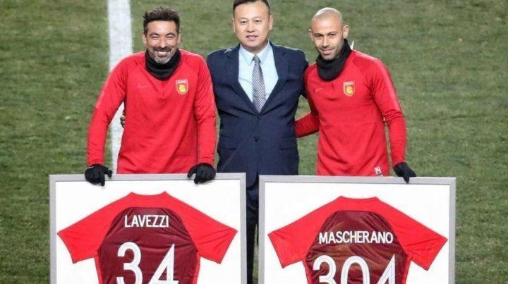 Lavezzi habló de su posible retiro pero Central aún lo espera