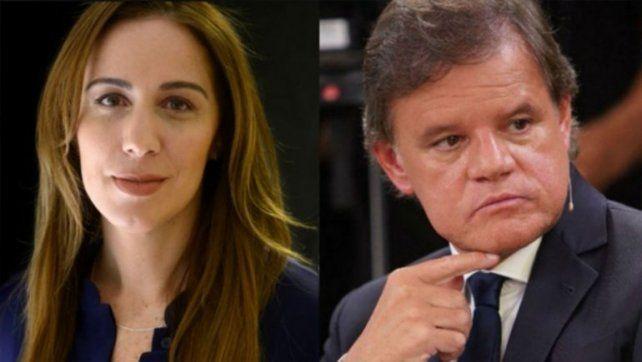 Los rumores del romance de María Eugenia Vidal