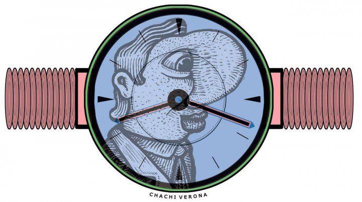 El reloj robado