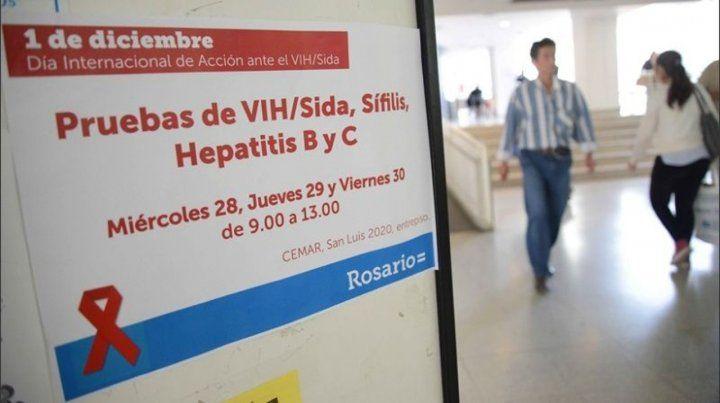 Se realizan pruebas gratuitas de detección de VIH/sida
