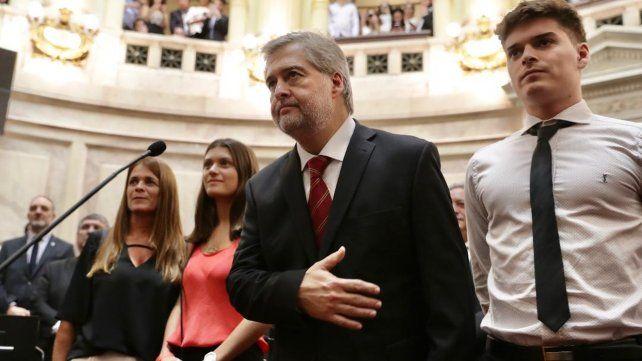 Roberto Mirabella (PJ) complementará el mandato de Omar Perotti.