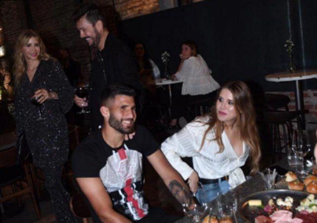 Tinelli le dio la bendición a la relación de Mica y Licha López