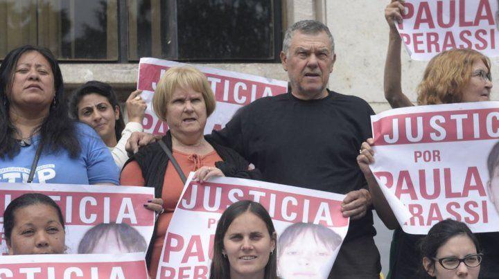 Alberto Perassi y Alicia Ostri