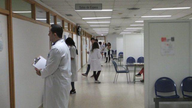 Preocupación por la transición en el área de salud de la provincia