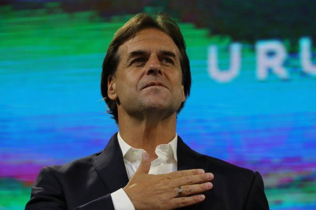 Lacalle Pou se consagró como nuevo presidente de Uruguay