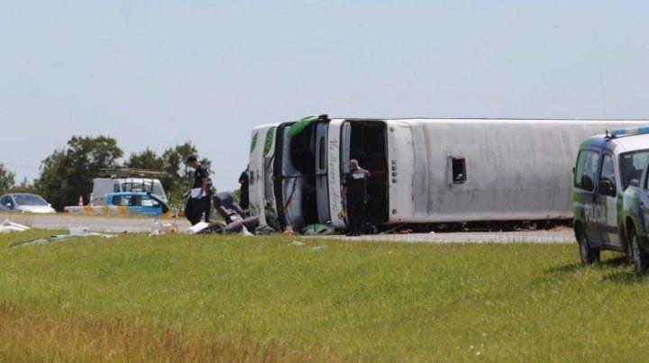 Tragedia en Ruta 2: los resultados de las primeras pericias y el test de alcoholemia