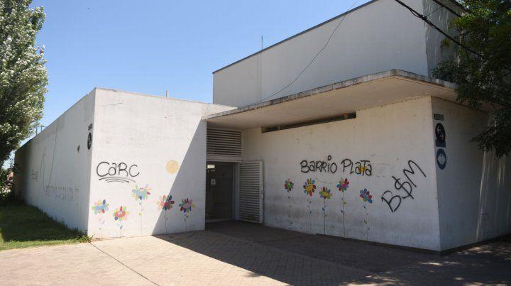 En la mira. El dispensario de barrio Plata donde asaltaron a una médica.