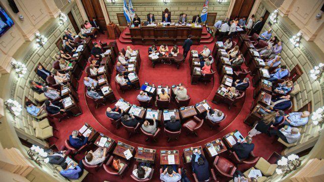 Plenario. Los diputados sancionaron el Presupuesto 2020 que confeccionó Lifschitz y ejecutará Perotti.