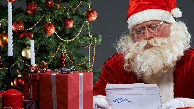Una nena le escribió a Papá Noel pidiéndole 4.000 dólares y un iPhone, entre otros regalos