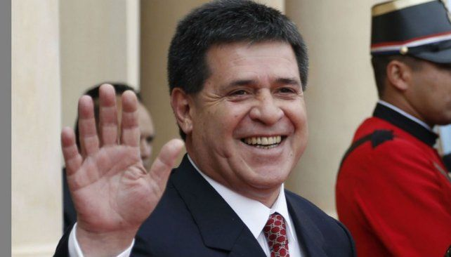 Anulan orden de captura del presidente paraguayo Cartes