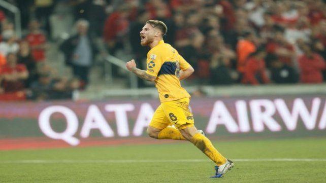 De Boca. Alexis Mac Allister jugará ante su ex club