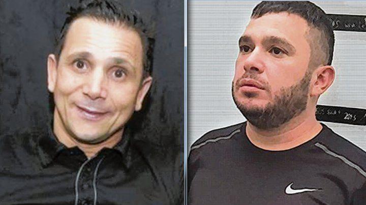 Los hombres. Medina fue asesinado sin causas por narcotráfico. Su ex socio Alvarado está complicado.