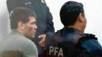 Otra vez. Aldo Orozco al ser juzgado en 2016 por tráfico de drogas.