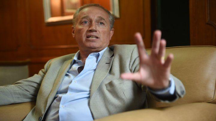 El abogado Mario González Rais encabeza la lista Consenso Gremial.