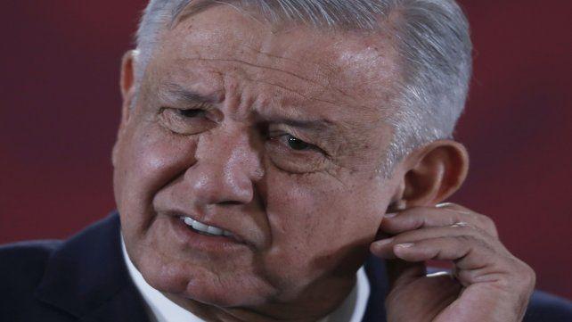Cambio. López Obrador se diferenció del período neoliberal anterior.