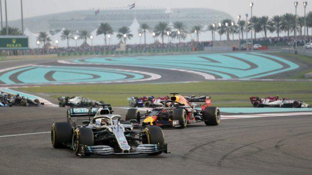 El Mercedes le bajón el telón a una competencia monótona.