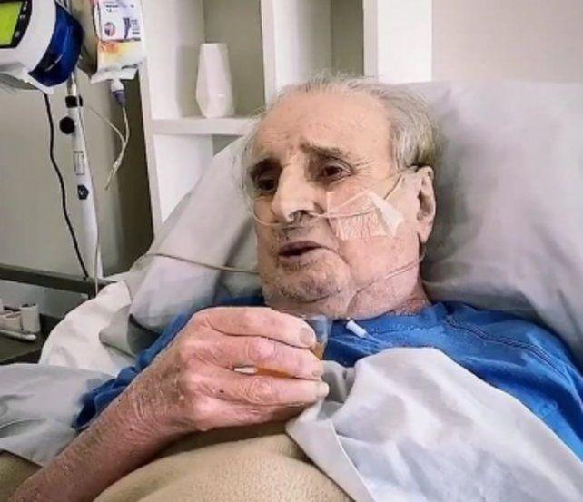 Santiago Bal se encuentra en coma farmacológico