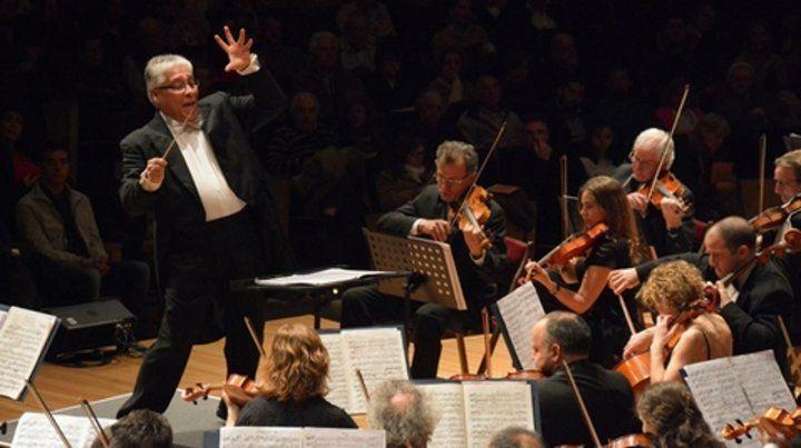 en acción. El maestro David del Pino Klinge estará al frente de la orquesta en su rol de director titular.