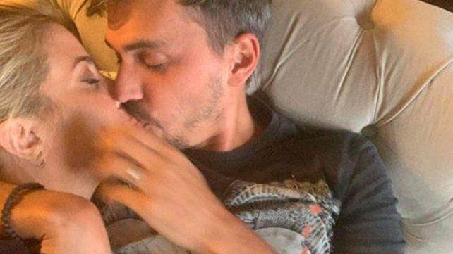 Virginia Gallardo reveló el sexo de su bebé y Chiche Gelblung tenía razón