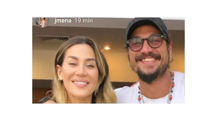 Jimena Barón habló del reencuentro con Daniel Osvaldo