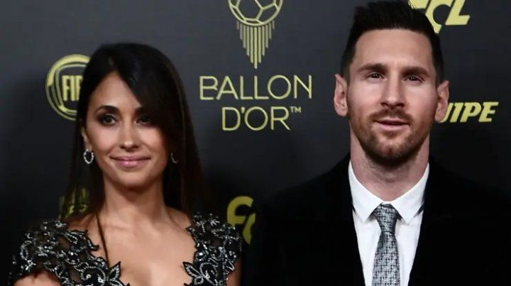 El look de Antonela Roccuzzo y su conmovedor mensaje a Lionel Messi