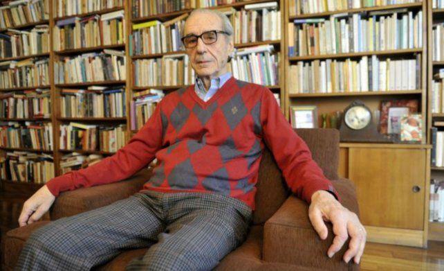José Carlos Chiaramonte es profesor de la UNL y la UBA e investigador emérito del Conicet.