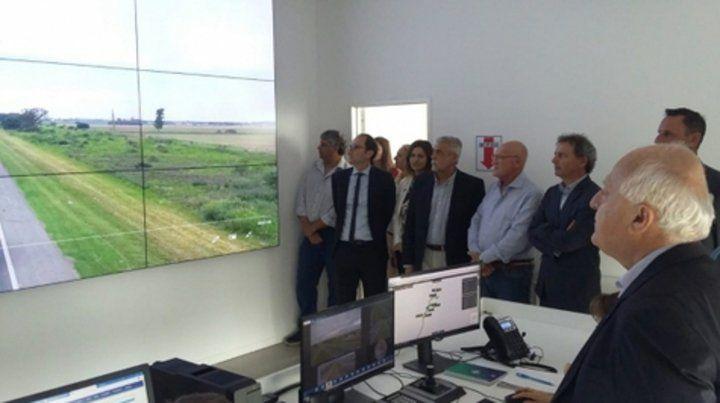 in situ. El gobernador Lifschitz ofreció detalles del nuevo sistema