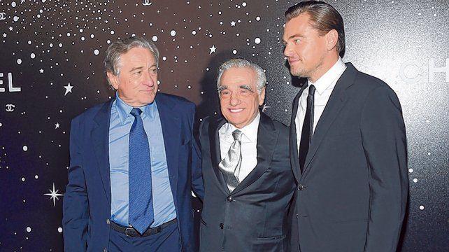 estrellas. Robert De Niro