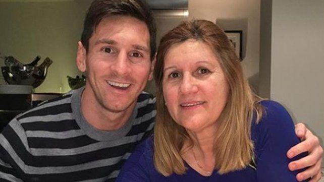 La mamá de Messi reveló que es fan del Súper Bailando y que tiene sus favoritos