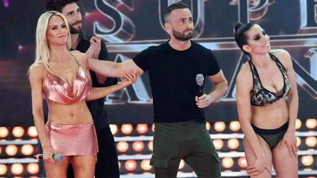 Luli Salazar adelantó los planes de soltero de Martín Baclini