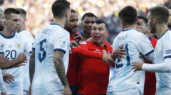 Argentina debuta con Chile en la apertura de la Copa América 2020