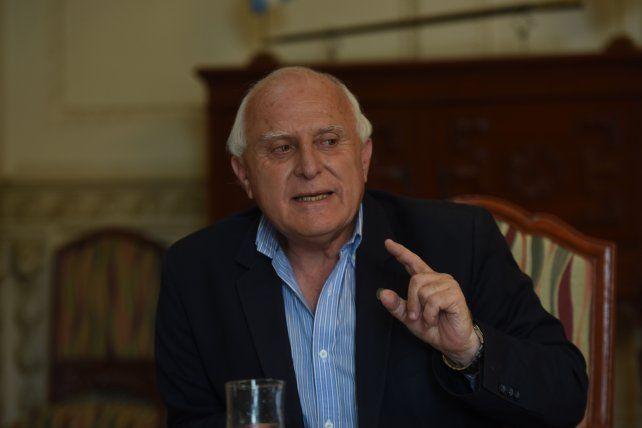 Lifschitz: Al nuevo gobierno le vamos a allanar el camino, no a ponerle obstáculos