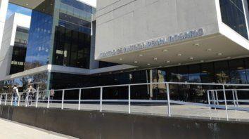 audiencia. El trámite de ayer se realizó en el Centro de Justicia Penal en el cual se hará el debate oral.