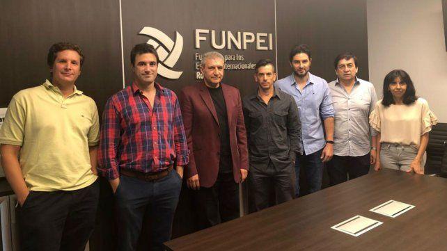 <p>El proyecto es desarrollado por un equipo interdisciplinario de la Funpei.</p><div><br></div>