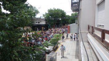 Como nunca. La población de Colón se movilizó por Pablo Fullana Borsato.