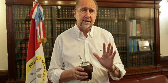 El gobernador electo Omar Perotti ya tiene definido a su gabinete.